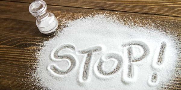 Откажитесь от соли после перенесенного инсульта