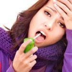 Очень болит горло, больно глотать, чем лечить?