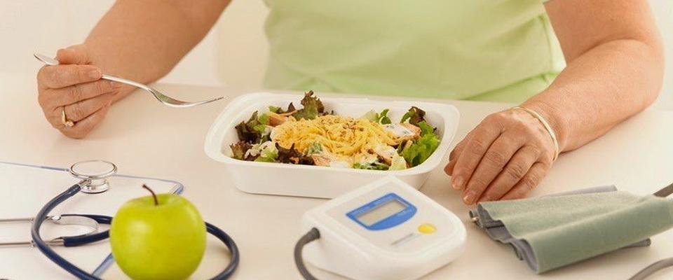 Диета при гипертонии питание при повышенном давлении