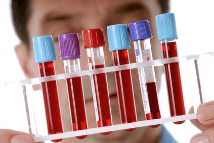 Какой показатель крови говорит об онкологии