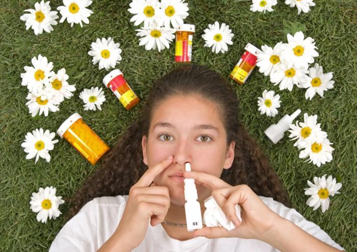 Препараты от аллергии нового поколения: список