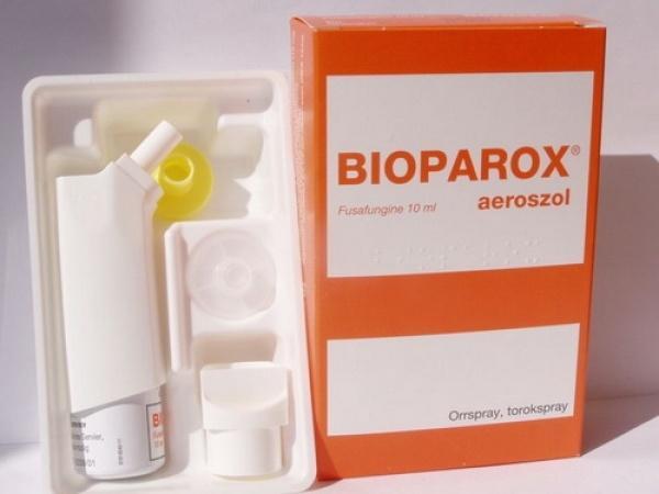 Препарат Биопарокс способен оказать быстрое противовоспалительное воздействие
