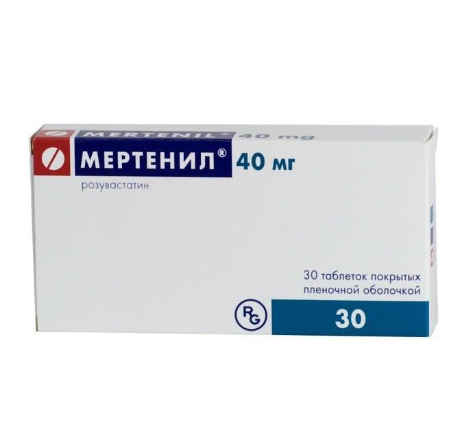 Препарат Мертенил