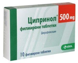 Препарат Ципринол