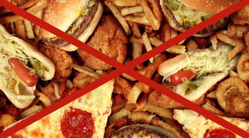 При сухой экземе следует исключить из рациона жирную пищу