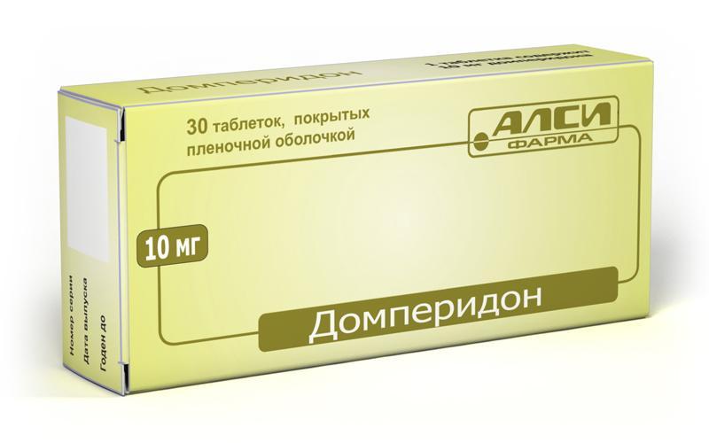 Противорвотный препарат Домперидон при мигрени