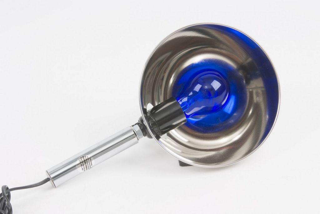 Рефлектор Минина для прогревания носа при насморке
