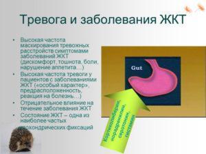 Симптомы заболевания ЖКТ