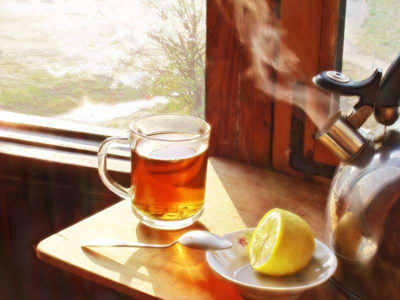 Чай полезен при заложенности носа