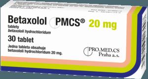 Бетаксолол препарат пролонгированного действия