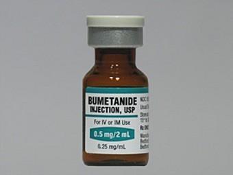 Буметанид принимают при выраженном отечном синдроме