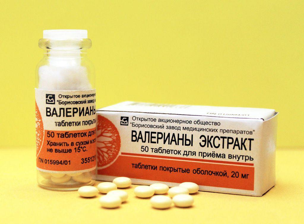 Валериана лекарственная