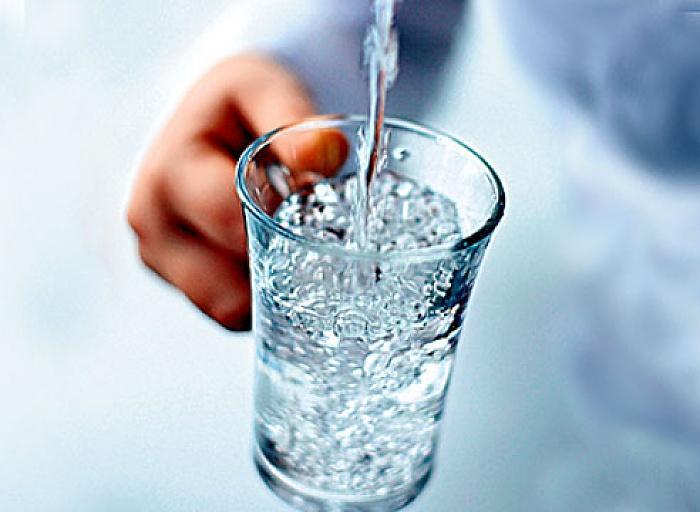В дни выполнения упражнений необходимо пить больше воды
