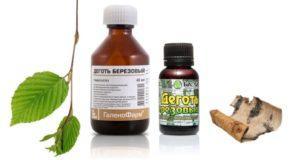 Деготь - это эффективный природный антисептик