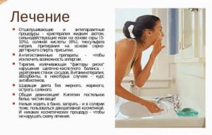 Лечение демодекоза
