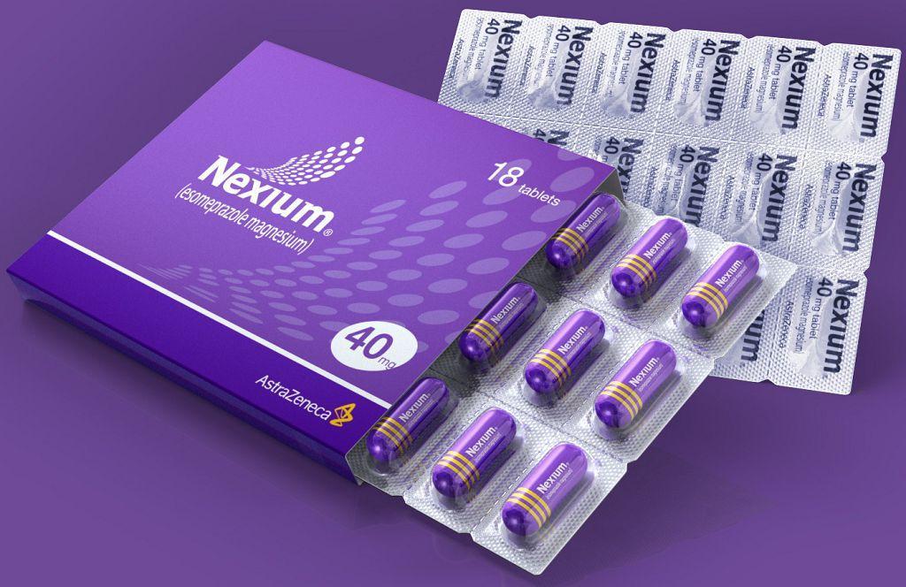 Нексиум очень эффективный медикамент