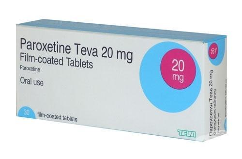 Препарат Пароксетин для лечения тяжелых форм депрессии