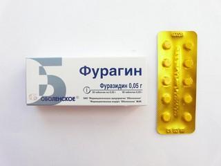 Фурагин при лечении цистита