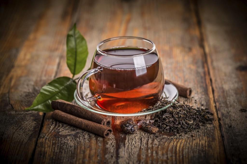 чёрный чай картинки