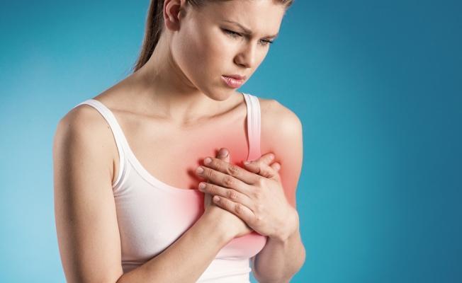 Боль под левой грудиной у женщин