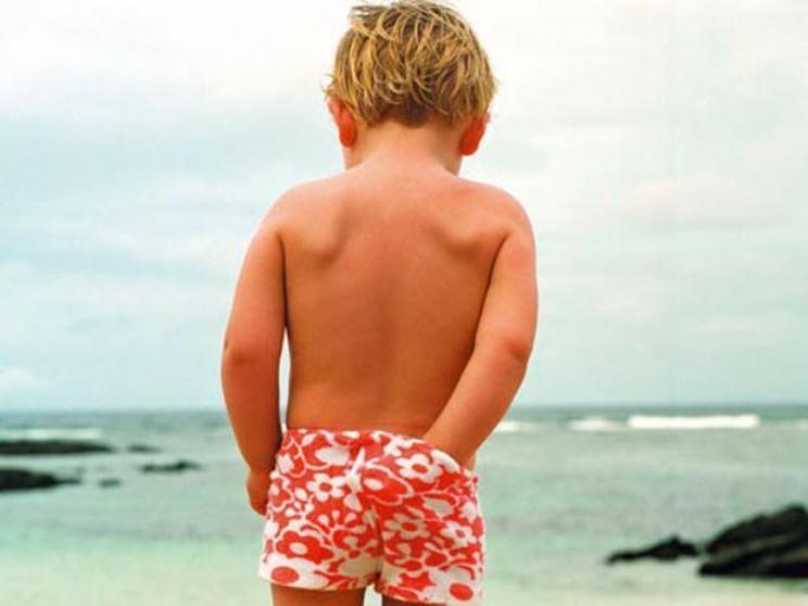 Зуд в заднем проходе у ребенка: причины
