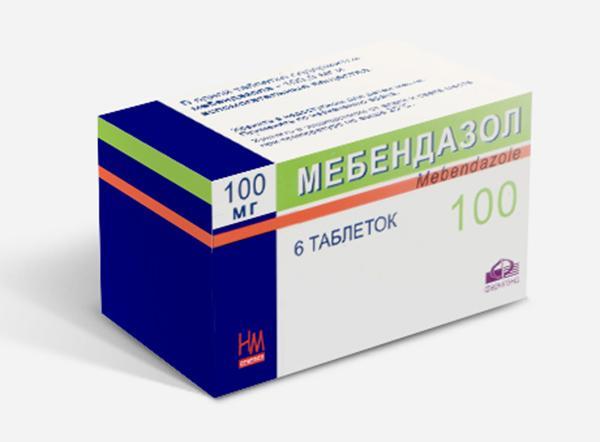 Мебендазол не назначают, если обнаружена болезнь Крона, НЯК