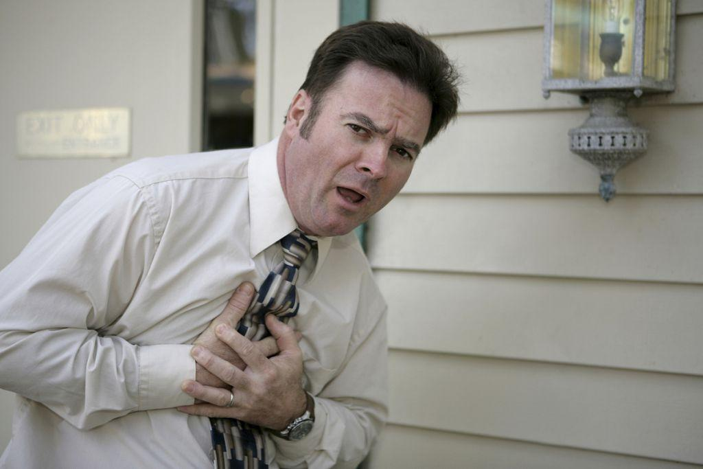 Инфаркт миокарда. Причины смерти при инфаркте миокарда