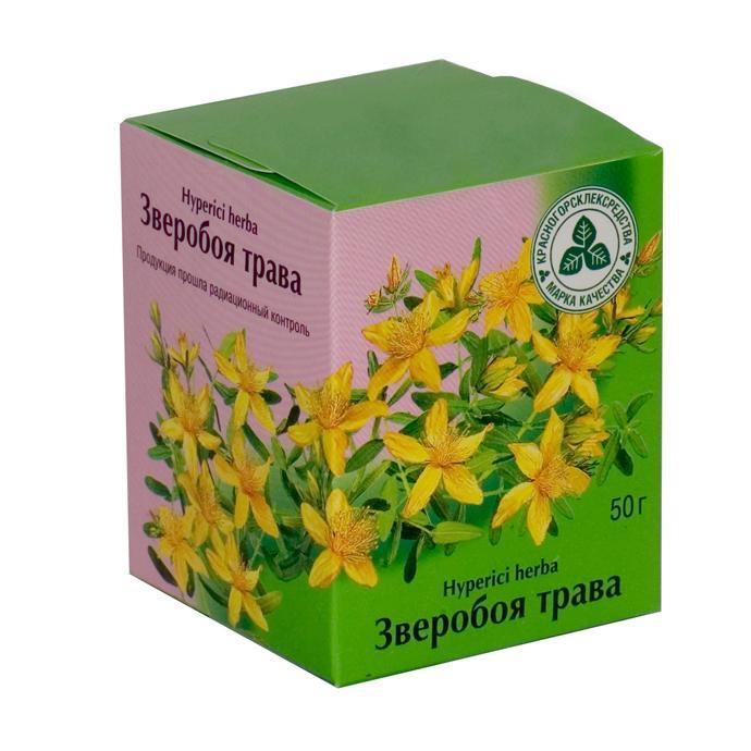 Трава зверобоя для лечения гипертонии