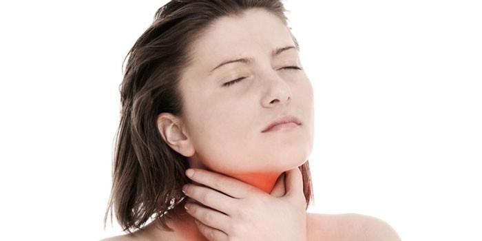 Боль в горле при глотании. Чем лечить?