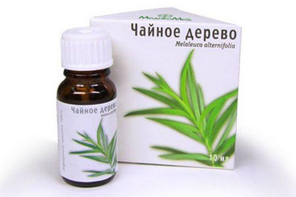 Масло чайного дерева - отличное средство для лечения себореи кожи головы