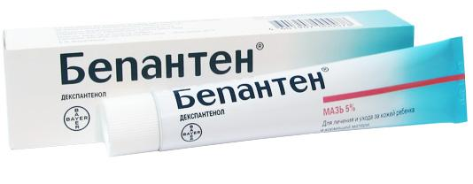 Препарат Бепантен