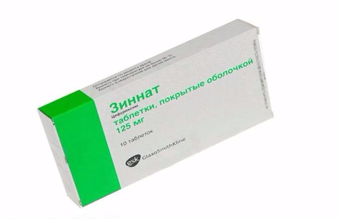 Препарат Зиннат