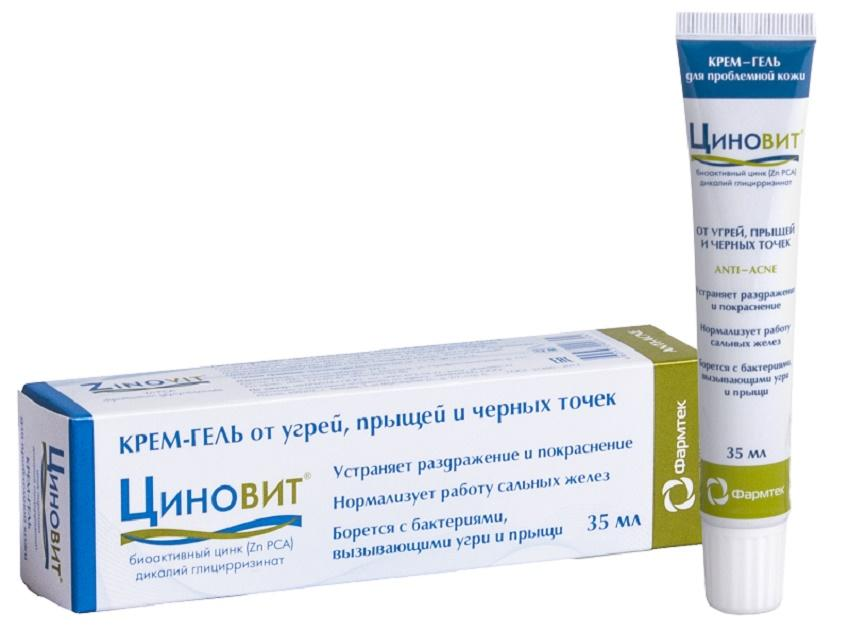 Препарат Циновит