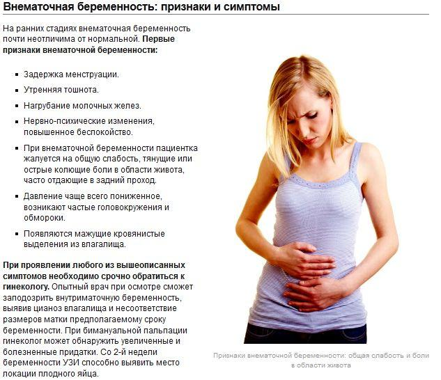 может беременности отдышка быть первым признаком