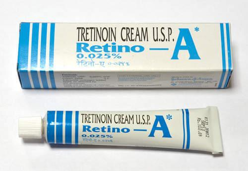 Третиноин крем