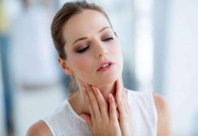 Часто болит горло: причины, профилактика и лечение
