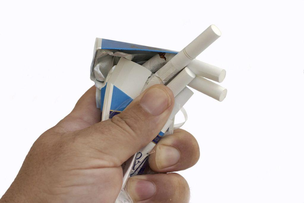 Этапы отказа от курения