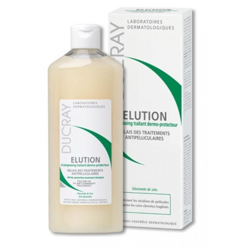 Ducray Anaphase дорогой и очень эффективный шампунь