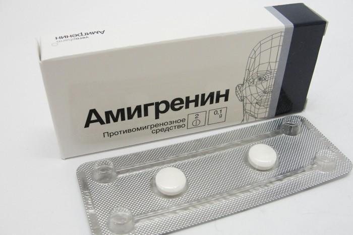 Амигрин - это специально созданное для лечения мигрени лекарственное средство