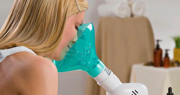 Ингаляции небулайзером - эффективное средство устранения дискомфорта в горле