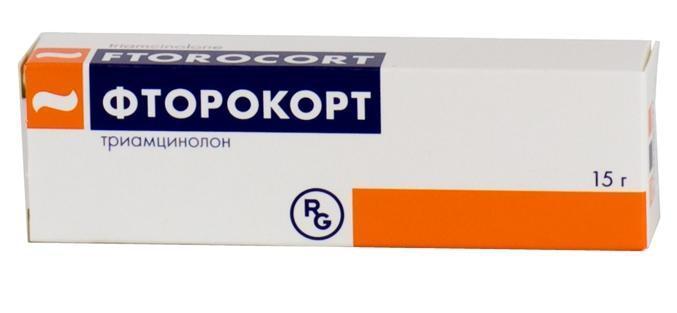 Препарат Фторокорт