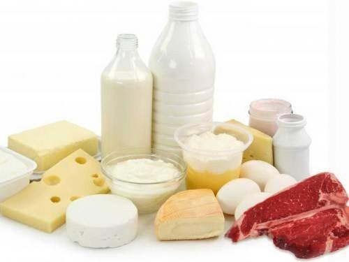 При простатите и аденоме простаты потребление животных жиров должно быть ограничено