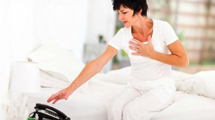 Первые признаки болезни сердца у женщин
