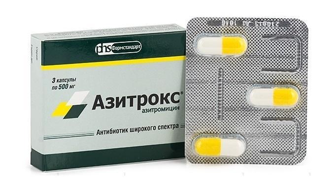 Азитрокс хорошо переносится при бронхите пациентами любого возраста