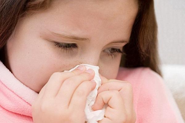 Альбуцид при насморке у детей