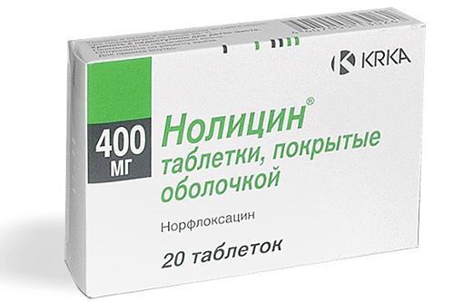 Нолицин относится к классу антибиотиков, которые показывают один из самых высоких результатов при лечении цистита