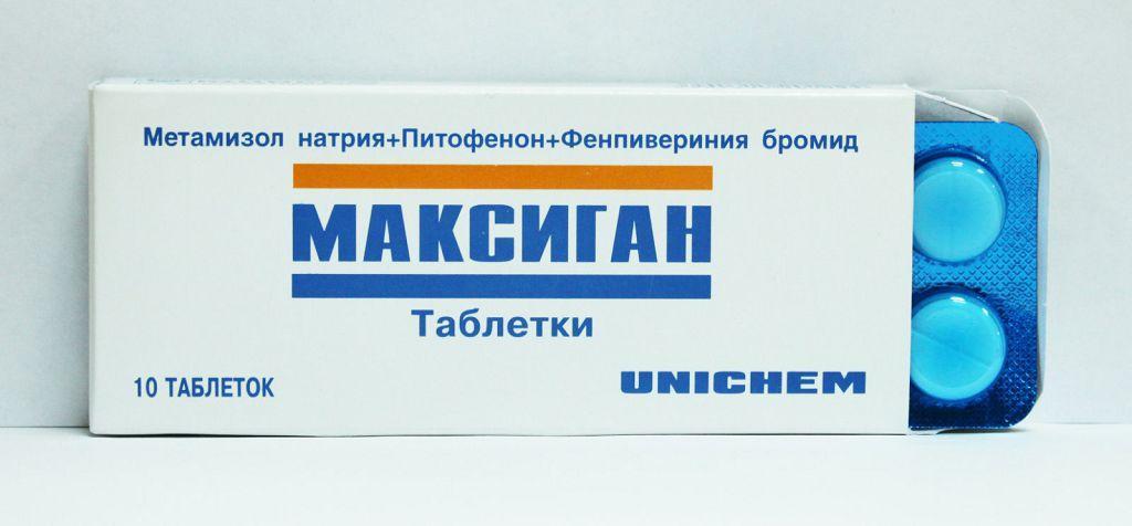 Препарат Максиган