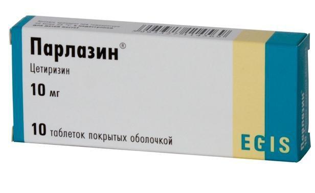 Препарат Парлазин