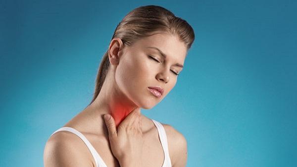 Частые воспалительные процессы слизистой горла свидетельствуют о постоянном недовольстве жизнью