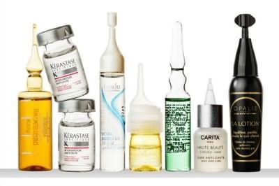 Лечебные средства для укрепления волос